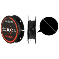 Twisted Wire 26GA+Ribbon 15FT Youde UD