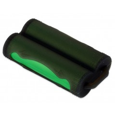 CUSTODIA IN SILICONE PER 2 BATTERIE 18650
