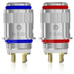 TESTINE - EGO ONE CL Ti - 0,4 Ohm (5 pz)
