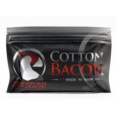 COTTON BACON V2 BY WICK 'N' VAPE - 10gr