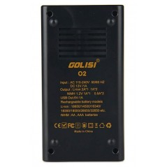 GOLISI O2 - FAST SMART CHARGER 2A
