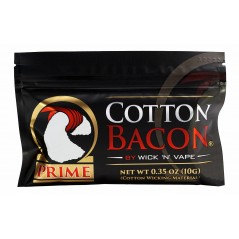 COTONE - COTTON BACON PRIME - WICK 'N' VAPE - 10gr