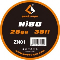 GEEKVAPE - FILO NI80 - 30FT (10mt)