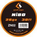 GEEKVAPE - FILO - NI80 26ga