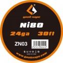 GEEKVAPE - FILO - NI80 24ga