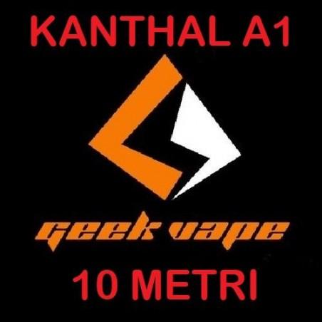 FILO - KANTHAL A1 - VARIE MISURE - 30FT (10mt) - GEEKVAPE