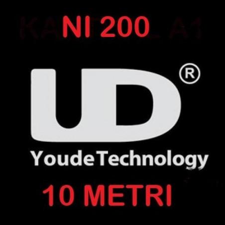 FILO - NI200 - VARIE MISURE- 30FT(10mt) - YOUDE-UD