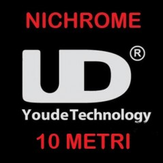 WIRE NICHROME YOUDE UD 30FT (10mt)