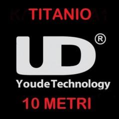 FILO - TITANIO - VARIE MISURE - 30FT(10mt) - YOUDE-UD