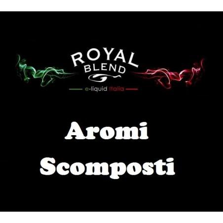 ROYAL BLEND - AROMI SHOT SERIES - 10ml