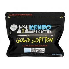 COTONE KENDO VAPE COTTON - GOLD EDITION