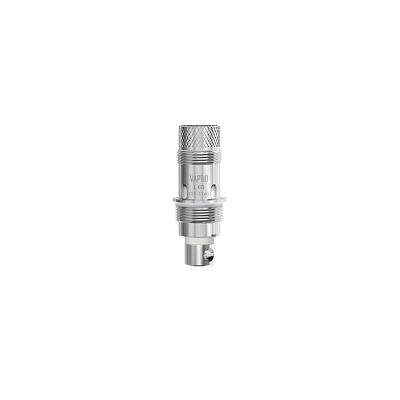 Vaptio Testina di ricambio Cosmo  Coil per atomizzatori e Kit Cosmo. Con ottima resa aromatica.  Resistenze: Cosmo C1 da 1.6 ohmrange 10-15 Watt MTLCosmo C2 da 0,7 ohm15-23 Watt DLCosmo C3 da 1,2 ohm9-15 Watt MTL Ottimizzate per flavorCosmo C4 da 0,7 ohmMesh 10-20 Watt DLSi raccomanda dibagnare prima il cotone della coil con qualche goccia di liquido e attendere 5 minuti prima dell'utilizzo. TESTINE DI RICAMBIO