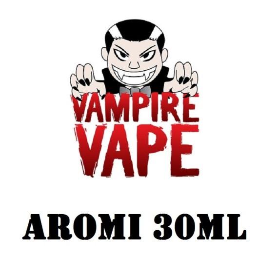 AromaHeisemberg by Vampire Vape30mlL'Heisemberge' da molti considerato l'aroma migliore in assoluto con quel botta ghiacciata che da dalla prima svapata. Ha una ricetta segretama si possono riconoscerefrutti rossi, menta e anice.Diluizione consigliata al10/20%ma dipende dal gusto personale. Vampire Vape
