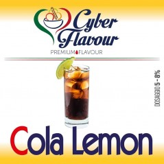CYBERFLAVOUR - Cola Lemon