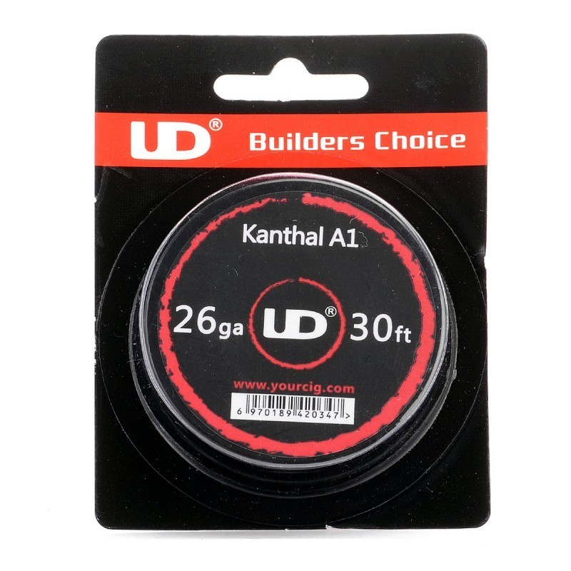 WIRE KANTHAL A1 YOUDE UD 10MT UD