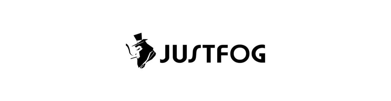 Atomizzatori Justfog per Ecigarette e Bottom Feeder