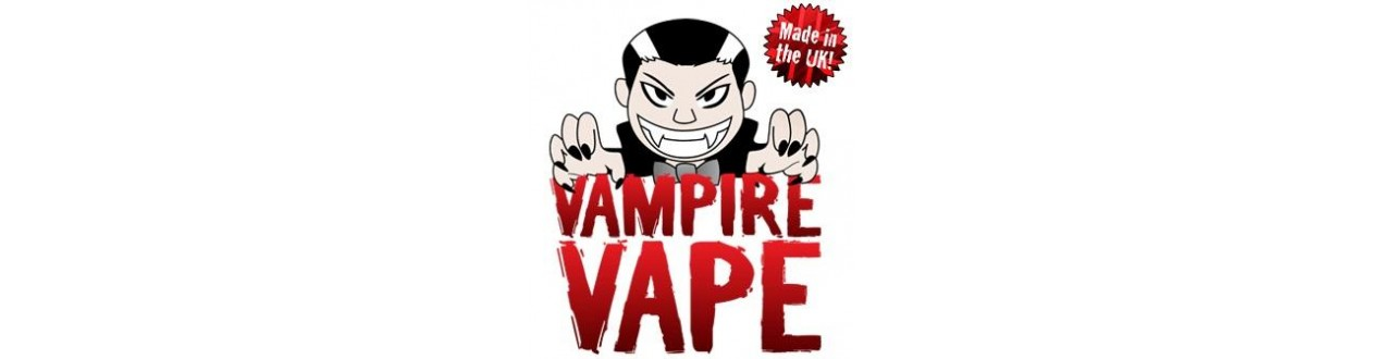 Liqudi per sigaretta elettronica Vampire Vape assortiti