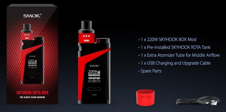 Skyhook-rdta-220w